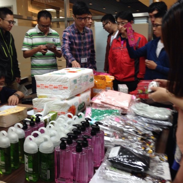 Donations and Charity Sale – Chung Yi Foundation